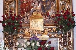 Capilla de la casa natal de la Madre Trinidad (Dos Hermanas).