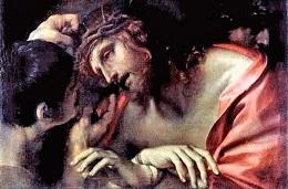 amor crucificado